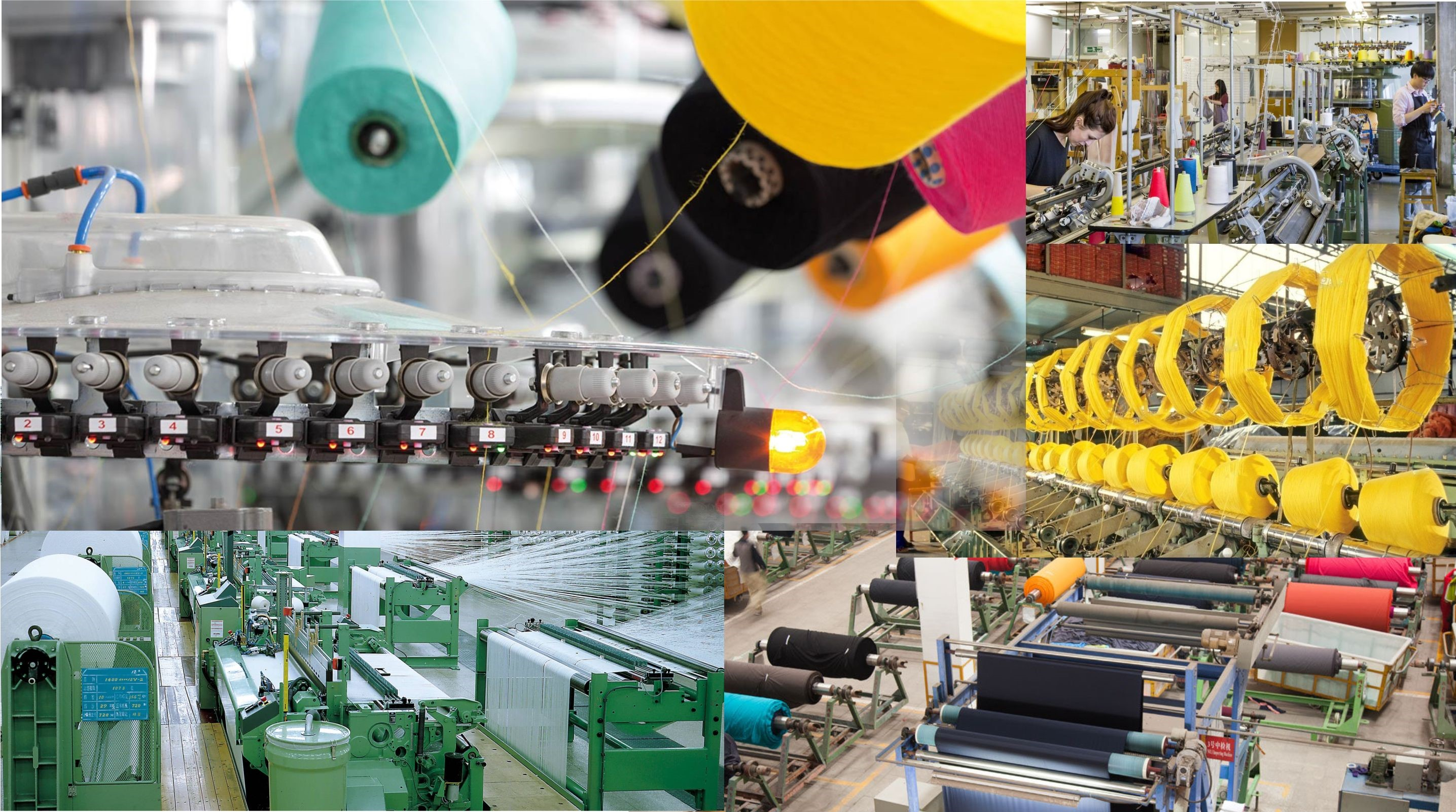 TEXTILE INDUSTRY - KG Bearing India